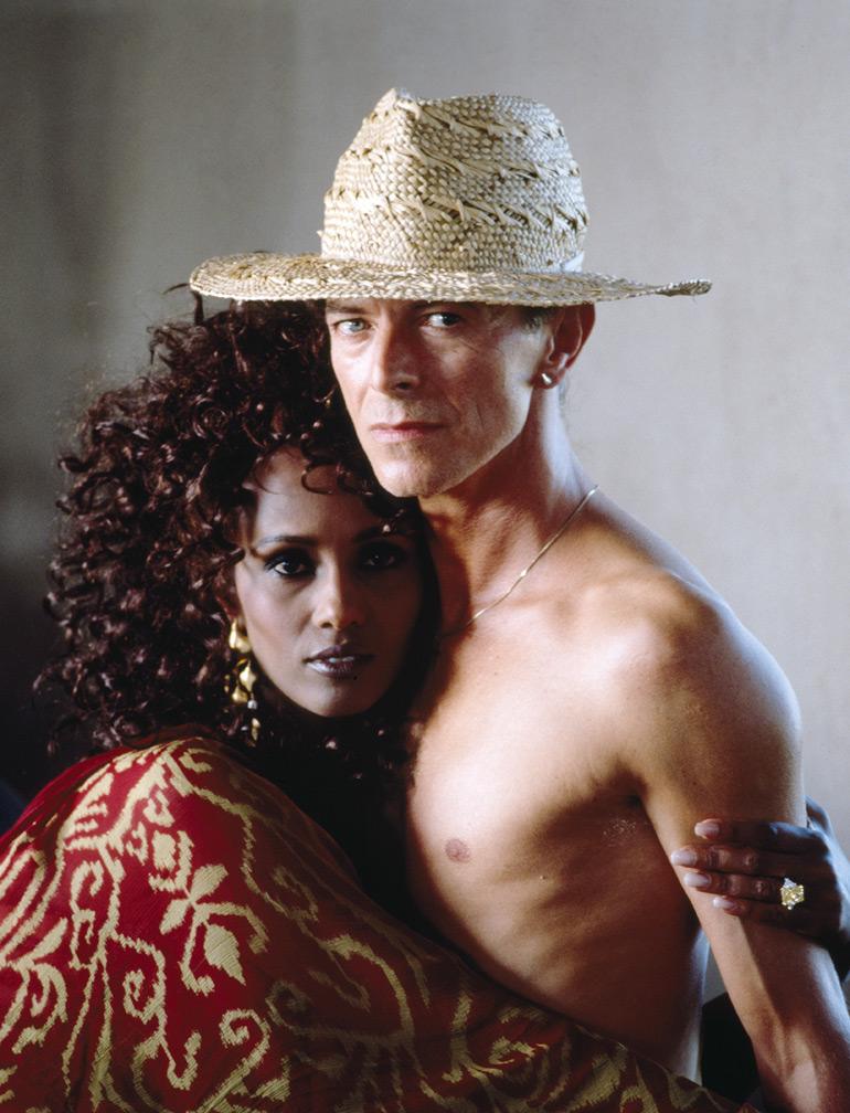 David Bowie   s eye   ...
