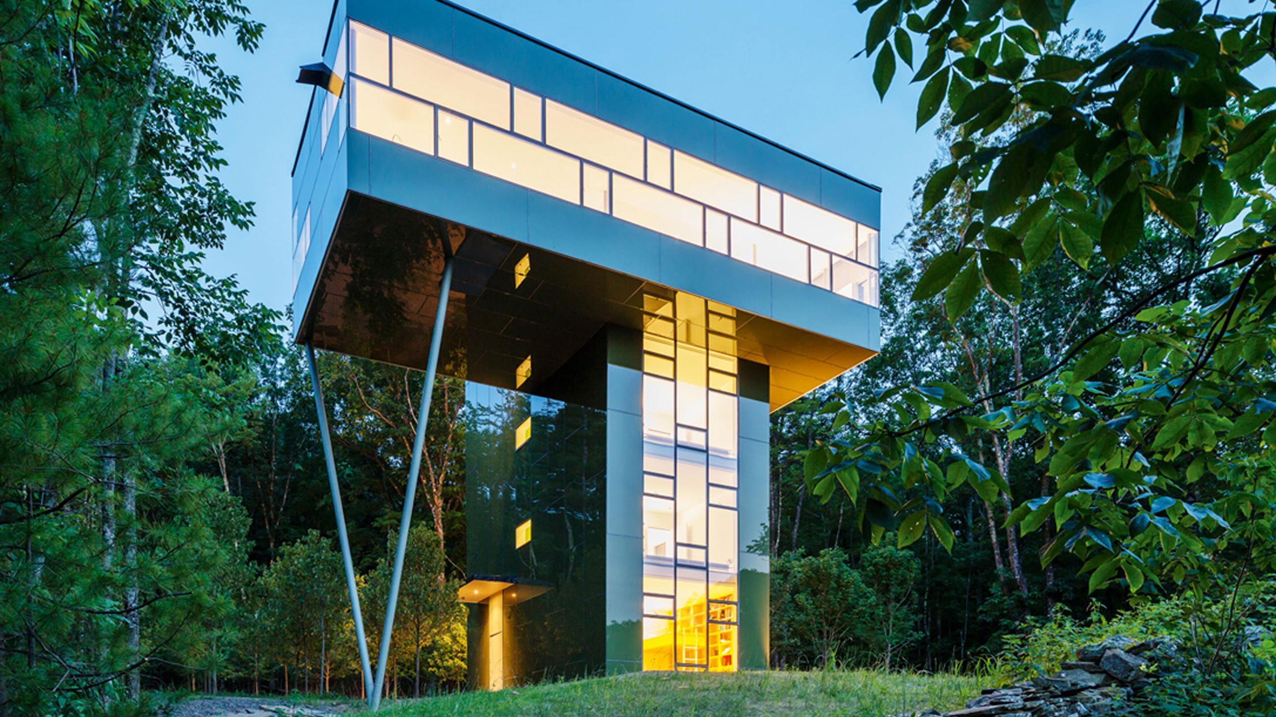 Building a self-portrait: inside architects' houses
