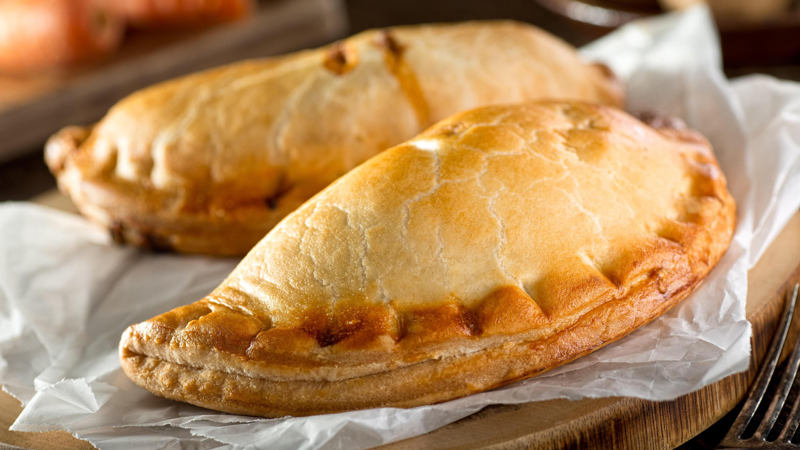 How the Cornish pasty became a Mexican delicacy