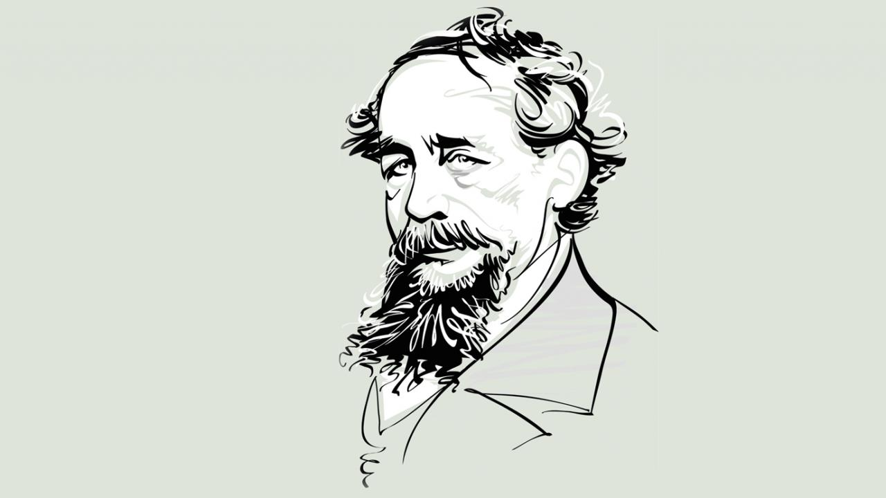 essays charles dickens life